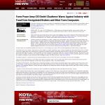 Forex Peace Army - KOTA ABC-3 (Rapid City, SD)