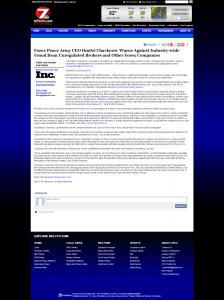 Forex_Peace_Army_KPLC NBC-7 (Lake Charles-Lafayette, LA) 6