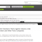 Forex Peace Army | Unregulated Forex Fraud Press Release in AlipesNews