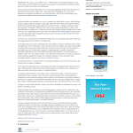 Forex Peace Army | Unregulated Forex Fraud Press Release in Anchorage Daily News