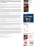 Forex Peace Army | Unregulated Forex Fraud Press Release in CNS Magazine [Cabling Networking Systems]