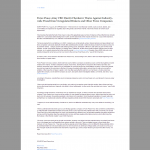 Forex Peace Army | Unregulated Forex Fraud Press Release in CRN