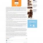 Forex Peace Army | Unregulated Forex Fraud Press Release in Farmington Daily Times (Farmington, NM)