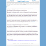 Forex Peace Army | Unregulated Forex Fraud Press Release in Feed Head Lines