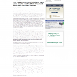 Forex Peace Army   Unregulated Forex Fraud Press Release in Globe Advisor