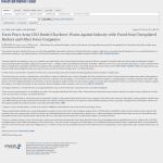 Forex Peace Army   Unregulated Forex Fraud Press Release in InvestTalk