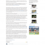 Forex Peace Army | Unregulated Forex Fraud Press Release in Island Packet (Bluffton, SC)