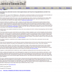 Forex Peace Army | Unregulated Forex Fraud Press Release in Journal of Common Stock