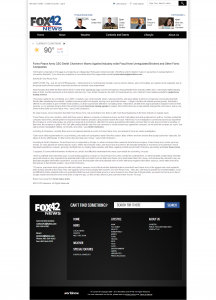 Forex_Peace_Army_KPTM-TV FOX-42 (Omaha, NE) 6