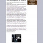Forex Peace Army | Unregulated Forex Fraud Press Release in KRHD-TV ABC-40 (Bryan-College Station, TX)