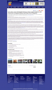 Forex_Peace_Army_KSLA CBS-12 (Shreveport, LA) 6