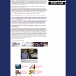Forex Peace Army | Unregulated Forex Fraud Press Release in KWES-TV NBC-9 (Midland, TX)