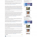 Forex Peace Army | Unregulated Forex Fraud Press Release in Lexington Herald-Leader (Lexington, KY)