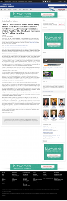 Dmitri Chavkerov - Add Blue Fire Protocol to your Trader Toolbox -  Birmingham Business Journal