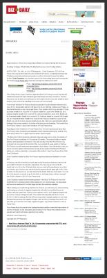 Dmitri Chavkerov - Add Blue Fire Protocol to your Trader Toolbox -  Biz Daily (Singapore)