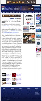 Dmitri Chavkerov - Add Blue Fire Protocol to your Trader Toolbox -  KAUZ-TV CBS-6 (Wichita Falls, TX)
