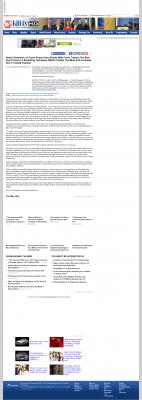 Dmitri Chavkerov - Add Blue Fire Protocol to your Trader Toolbox -  KIII-TV ABC-3 (Corpus Christi, TX)