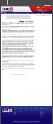 Dmitri Chavkerov - Add Blue Fire Protocol to your Trader Toolbox -  KLJB-TV FOX-18 (Davenport, IA)