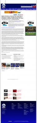 Dmitri Chavkerov - Add Blue Fire Protocol to your Trader Toolbox -  KLTV ABC-7 (Tyler, TX)