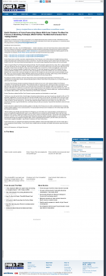 Dmitri Chavkerov - Add Blue Fire Protocol to your Trader Toolbox -  KPTV-TV FOX-12 (Beaverton, OR)