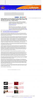 Dmitri Chavkerov - Add Blue Fire Protocol to your Trader Toolbox -  KSTC-TV IND-45 (Saint Paul, MN)