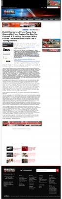 Dmitri Chavkerov - Add Blue Fire Protocol to your Trader Toolbox -  KSWO-TV ABC-7 (Lawton, OK)