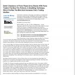 Dmitri Chavkerov ntroducing breathing technique to unlock intuitive patterns – KTEN NBC-10 (Denison, TX)