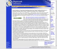 Dmitri Chavkerov - Add Blue Fire Protocol to your Trader Toolbox -  Olejniczak Advisors