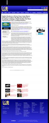 Dmitri Chavkerov - Add Blue Fire Protocol to your Trader Toolbox -  WAFB CBS-9 (Baton Rouge, LA)