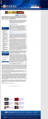 Dmitri Chavkerov - Add Blue Fire Protocol to your Trader Toolbox -  WBAY ABC-2 (Green Bay, WI)