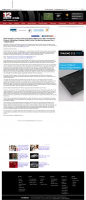 Dmitri Chavkerov - Add Blue Fire Protocol to your Trader Toolbox -  WBOY-TV NBC-12 (Clarksburg, WV)