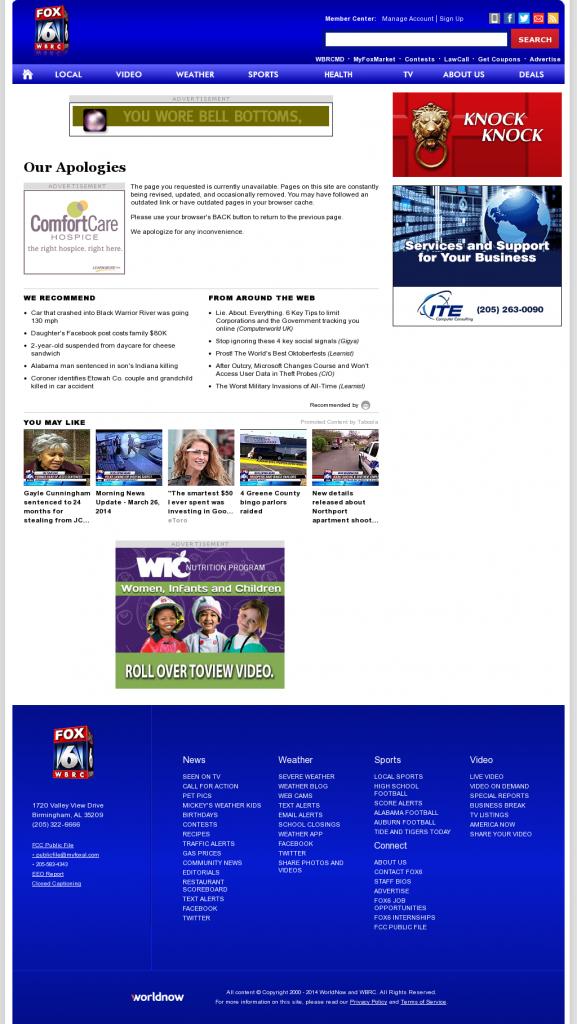 Dmitri Chavkerov - Add Blue Fire Protocol to your Trader Toolbox - WBRC-TV FOX-6 MyFox Birmingham (Birmingham, AL)