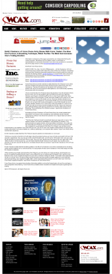 Dmitri Chavkerov - Add Blue Fire Protocol to your Trader Toolbox -  WCAX CBS-3 (Burlington, VT)