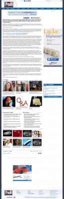 Dmitri Chavkerov - Add Blue Fire Protocol to your Trader Toolbox -  WHNS-TV FOX-21 (Greenville, SC)