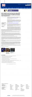 Dmitri Chavkerov - Add Blue Fire Protocol to your Trader Toolbox -  WISTV NBC-10 (Columbia, SC)