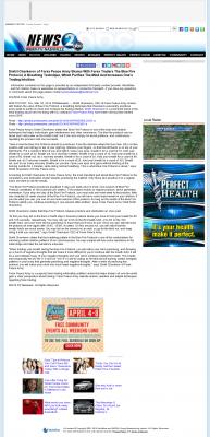 Dmitri Chavkerov - Add Blue Fire Protocol to your Trader Toolbox -  WKRN ABC-2 (Nashville, TN)