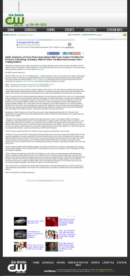 Dmitri Chavkerov - Add Blue Fire Protocol to your Trader Toolbox -  WLTZ-TV CW-38 (Columbus, GA)