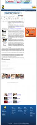 Dmitri Chavkerov - Add Blue Fire Protocol to your Trader Toolbox -  WMC NBC-5 (Memphis, TN)