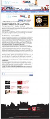 Dmitri Chavkerov - Add Blue Fire Protocol to your Trader Toolbox -  WRCB-TV NBC-3 (Chattanooga, TN)
