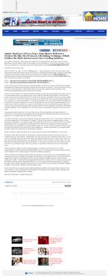 Dmitri Chavkerov - Add Blue Fire Protocol to your Trader Toolbox -  WSET-TV ABC-13 (Lynchburg, VA)