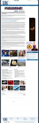 Dmitri Chavkerov - Add Blue Fire Protocol to your Trader Toolbox -  WSHM-TV CBS-3 (Springfield, MA)