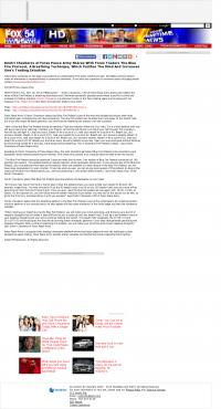 Dmitri Chavkerov - Add Blue Fire Protocol to your Trader Toolbox -  WXTX-TV FOX-54 (Columbus, GA)