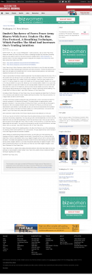 Dmitri Chavkerov - Add Blue Fire Protocol to your Trader Toolbox -  Washington Business Journal